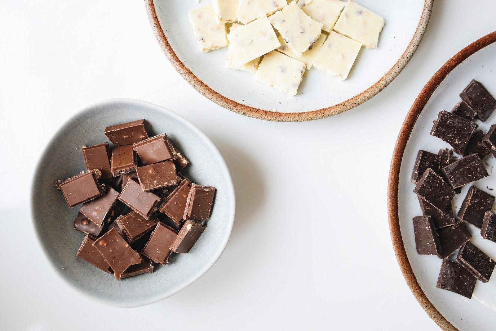 チョコレートとエンドルフィン