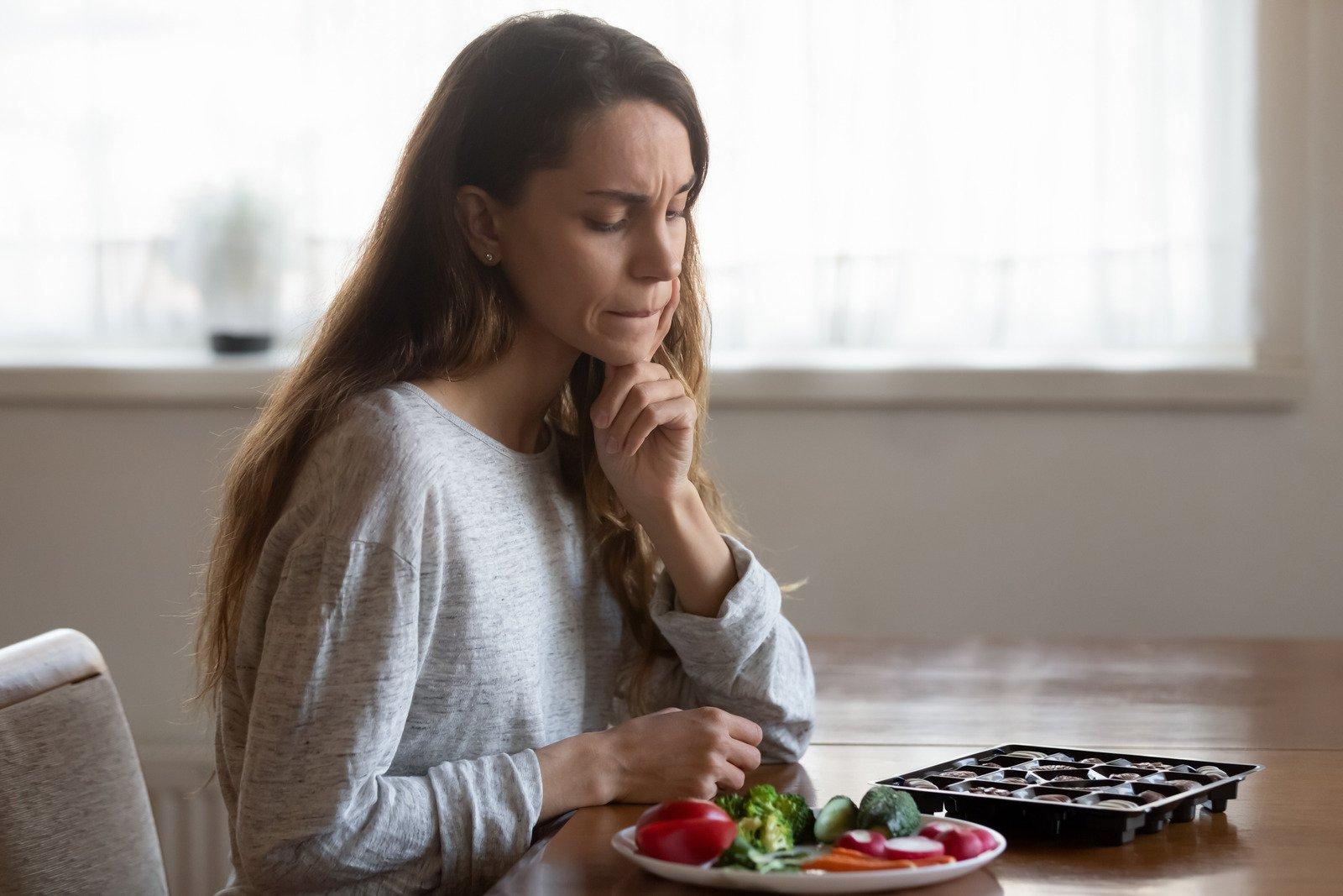 空腹なのに食べたいものがないorわからない時におすすめの思考法